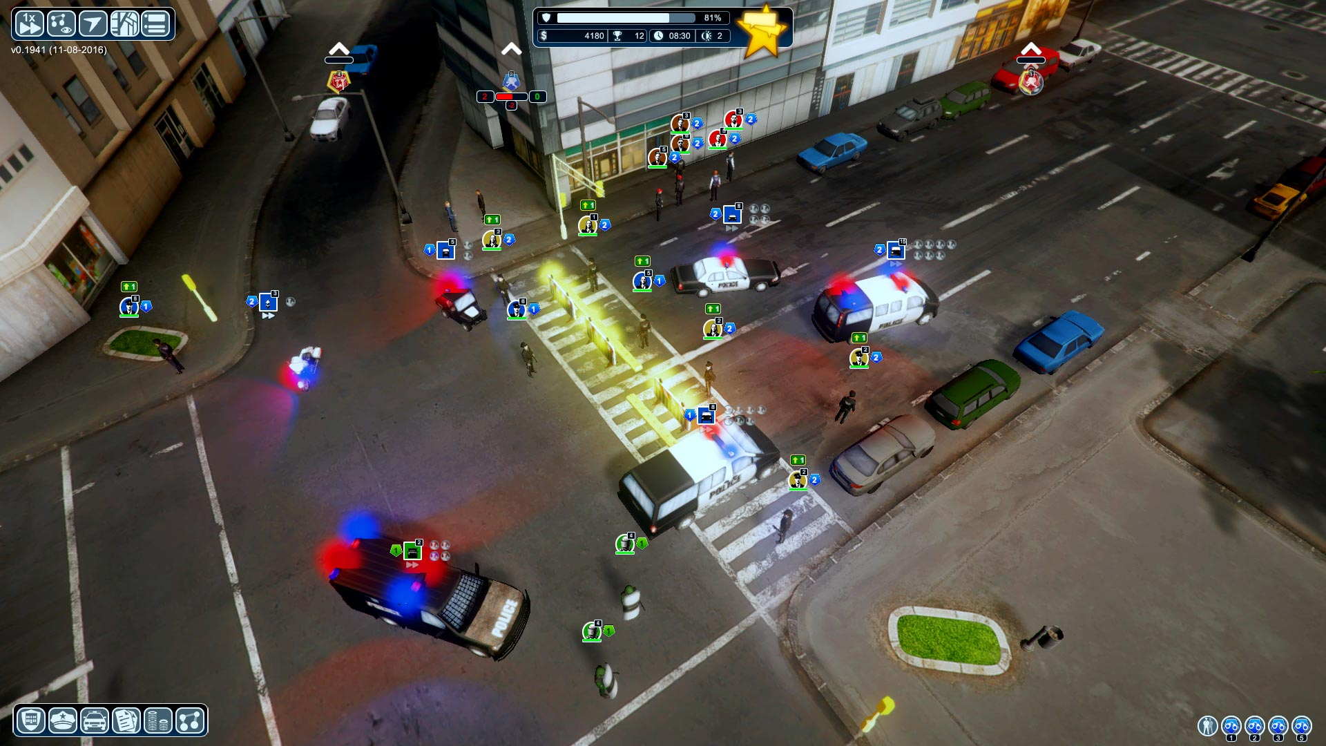 POLICE TACTICS: IMPERIO - Screenshot